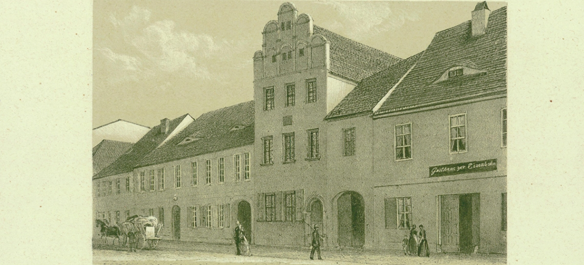 Melanchthon House, 19th century